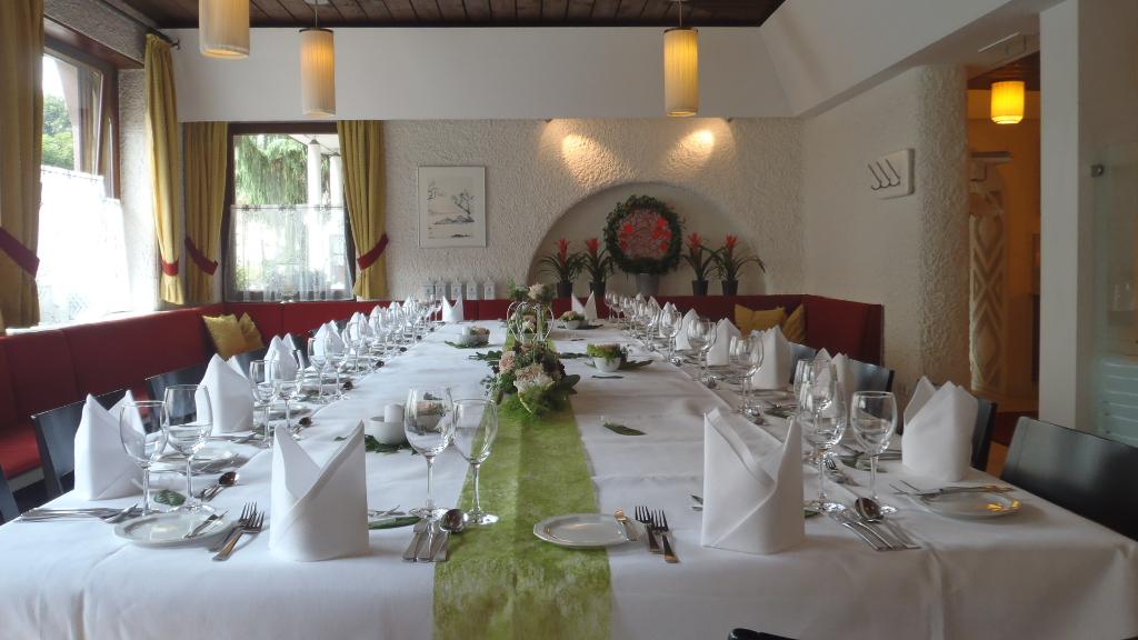 Feste, Hochzeiten, Geburtstage, Firmenfeiern im Landgasthof Rössle