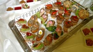 Landgasthof Rössle Catering Beispiele