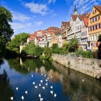 Entdecken Sie die Schönheit Tübingens