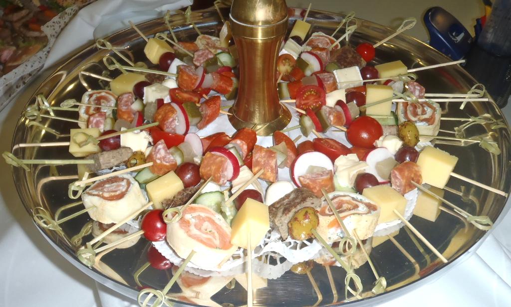 Landgasthof Rössle Catering Beispiele und Ansichten