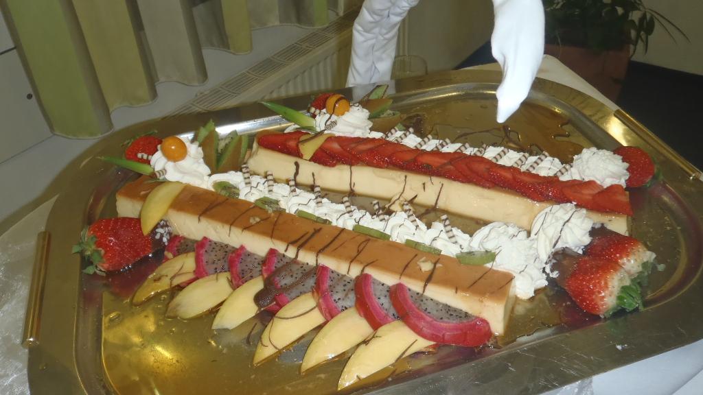 Catering Spezialitäten Fruchtiges und Süsses