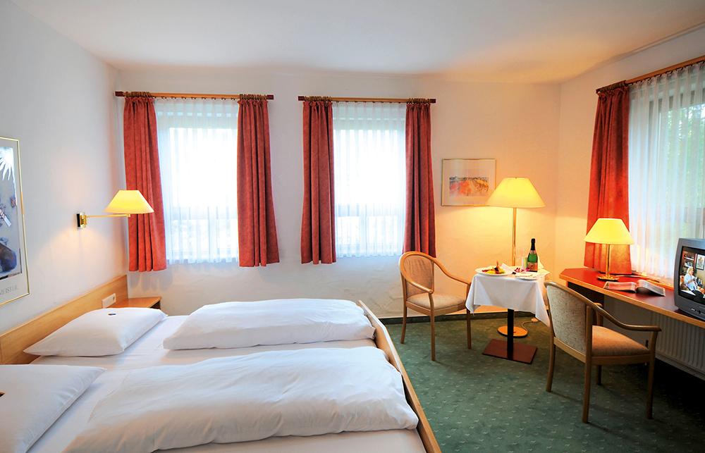 Zimmer_Ansicht-Landgasthof-Roessle Dachzimmer