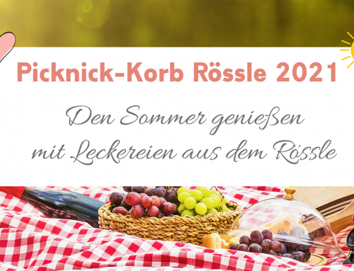 Picknick-Korb Rössle 2021