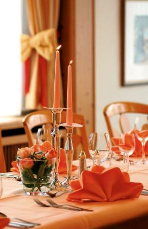 Tisch Detail Rössle Stube